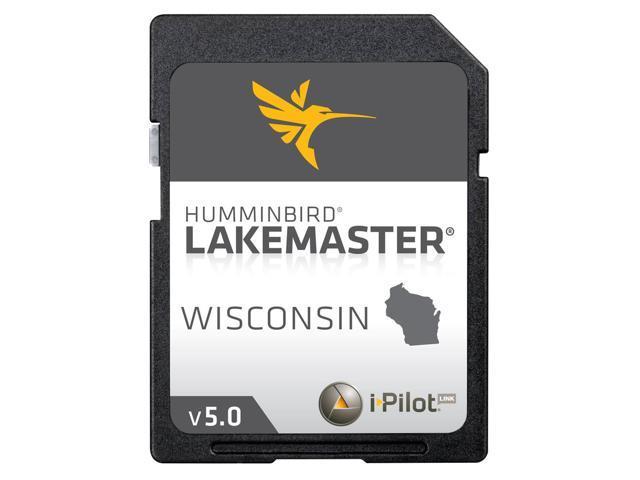 LakeMaster Chart Wisconsin SD f/Humminbird