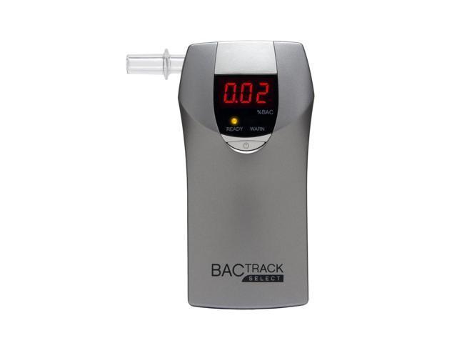 BACtrack Select S-50 Digital Breathalyzer - Grey