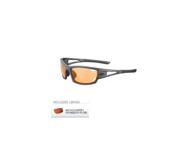 Tifosi Dolomite 2.0 Fototec Sunglasses - Matte Gunmetal