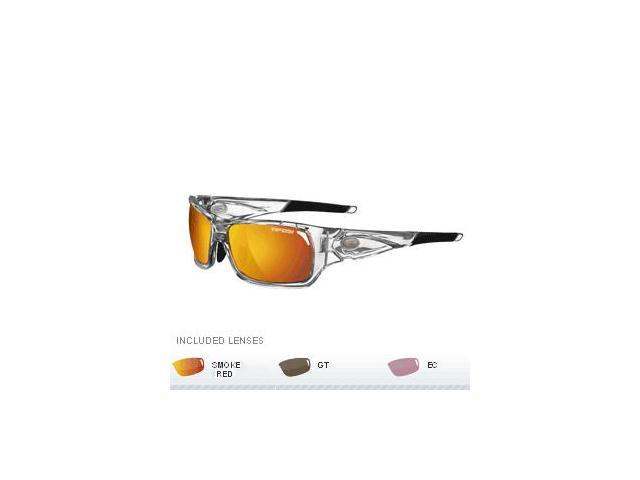 Tifosi Duro Golf Interchangeable Sunglasses - Crystal Clear