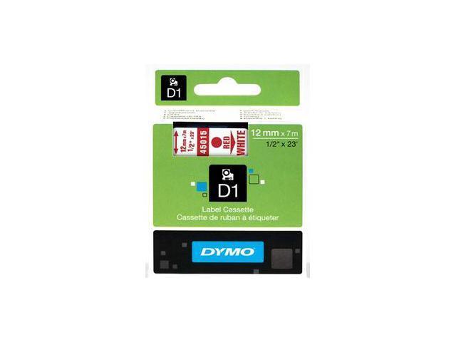 Sanford Lp 45015 Red Print- White Tape- 1-2 X 23