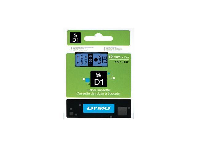 Sanford Lp 45016 Black Print- Blue Tape- 1-2 X 23