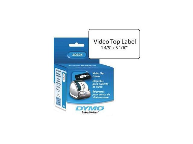 Sanford Lp 30326 Vhs Top Label- 1-4-5 X 3-1-10