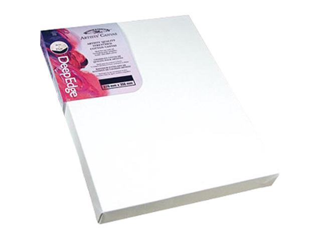 Artists' Quality Deep Edge Stretched Canvas-12