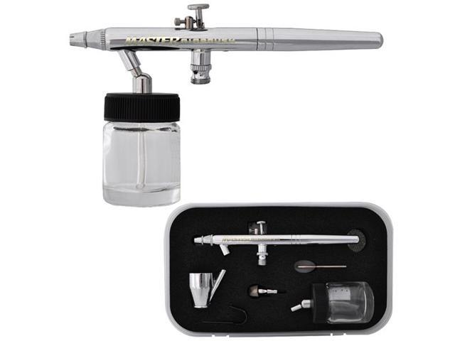 S68 Multi-Purpose DUAL-ACTION AIRBRUSH SET KIT Auto Paint Hobby Cake Tattoo Nail