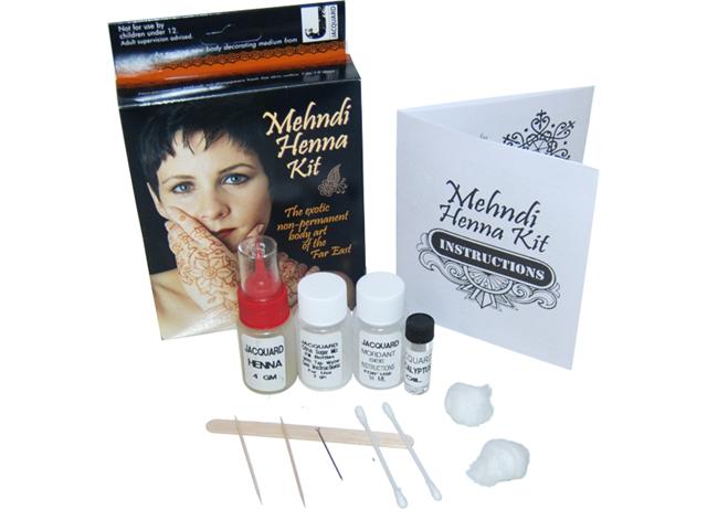 Mehndi Henna Kit Review : Mehndi henna kit review makedes.com