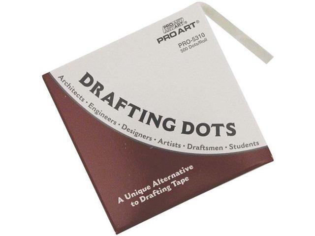 Alvin Drafting Dots 500 Per Roll