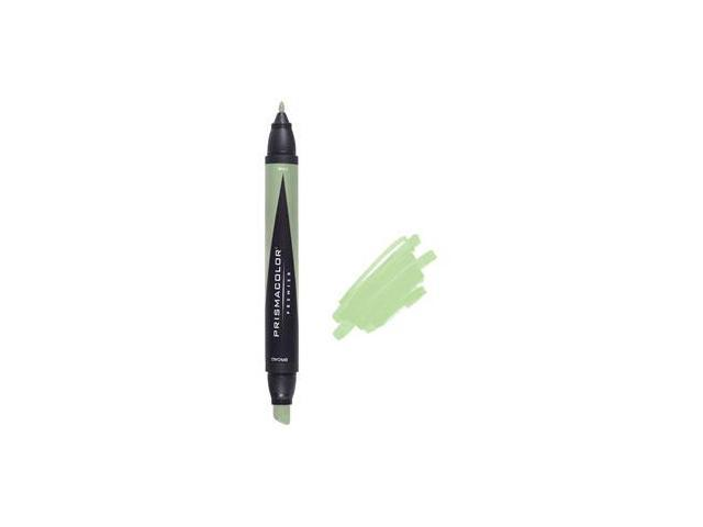 Prismacolor Double End Marker PM36 LIME GREEN 1ea NEW