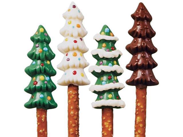 Candy Mold-Christmas Tree-6 Cavity