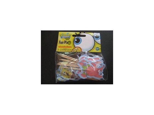 Spongebob Fun Pix Wilton 2113-W-5131 Cake-Party