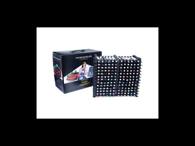 Prismacolor Double End Marker Assrt Gift Set/156 NEW