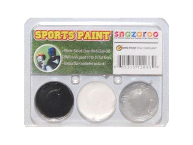 SNAZAROO Raiders Football Fan FACE PAINTING KIT Paint Set