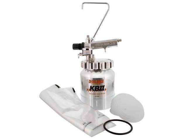 KB555 KB II 2 Qt. Aluminum Pressure Cup