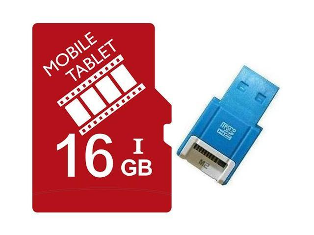 FilmPro 16GB 16G microSD microSDHC micro SD SDHC Card Class 10 Ultra High Speed UHS-I for Mobile&Tablet R10b