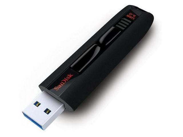 SanDisk 32GB 32G Cruzer Extreme SDCZ80 USB 3.0 Flash Drive with Free Bonus USB Lanyard