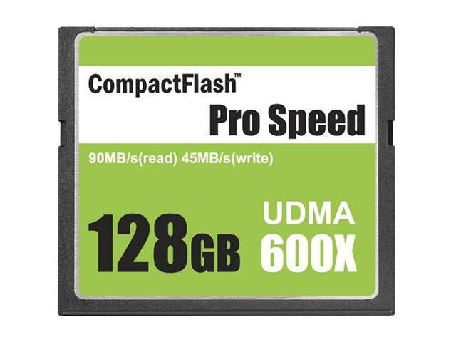 3C Pro 128GB CF 128G CF CompactFlash Card 600X UDMA7 Extreme Speed Fast UDMA 7 RAW