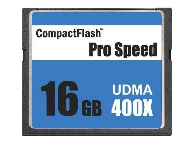 3C Pro 16GB CF 16G CF CompactFlash Card Compact Flash UDMA 400X