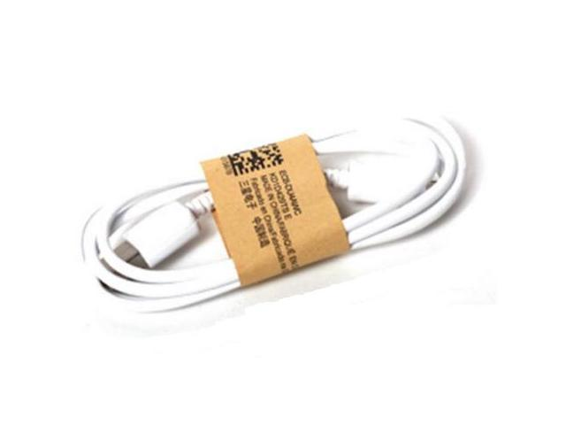 Samsung OEM ECB-DU4AWC White micro USB Sync Data Cable fit Samsung Galaxy S2, S3, S4, Note II/2, Epic 4G Touch, Galaxy Attain, Galaxy Nexus, Rugby, Smart, Express, Galaxy Stratosphere II