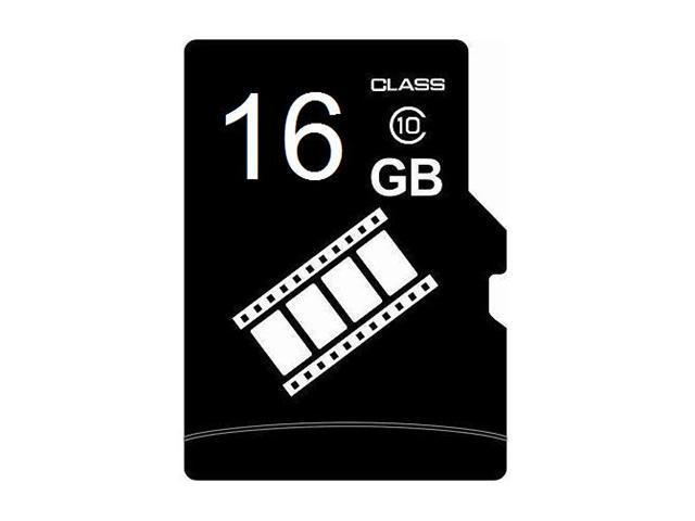 FilmPro 16GB 16G microSD microSDHC micro SD Class 10 C10 Memory Card