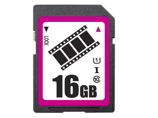 FilmPro 16GB SDHC SD Card Class 10 Ultra High Speed UHS-I for Camera & Camcorder