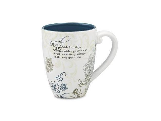 Pavilion Mark My Words 60th Birthday Coffee Mug