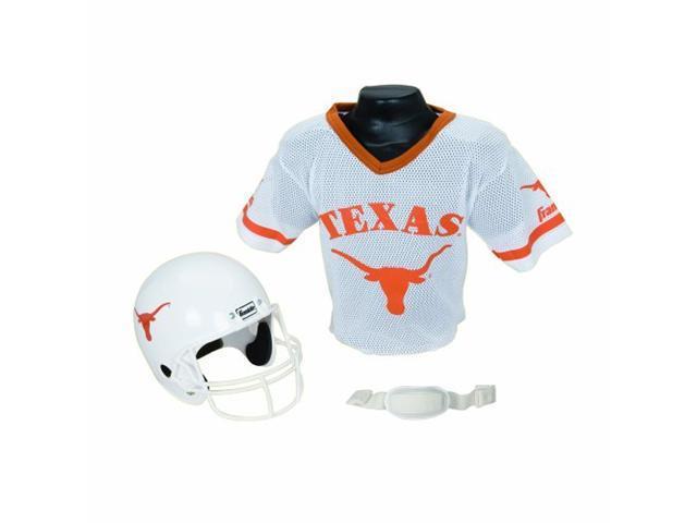 NCAA Texas Longhorns Helmet and Jersey Set