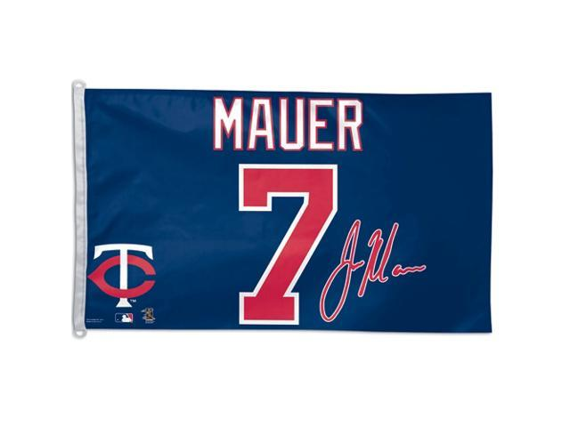 Minnesota Twins Official MLB 3ftx5ft Banner Flag by Wincraft
