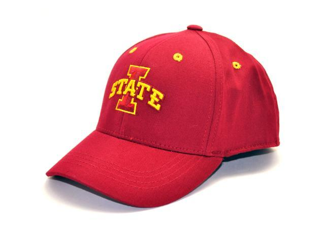 Iowa State Cyclones Official NCAA Youth One Size One Fit Hat Cap by Top Of The World