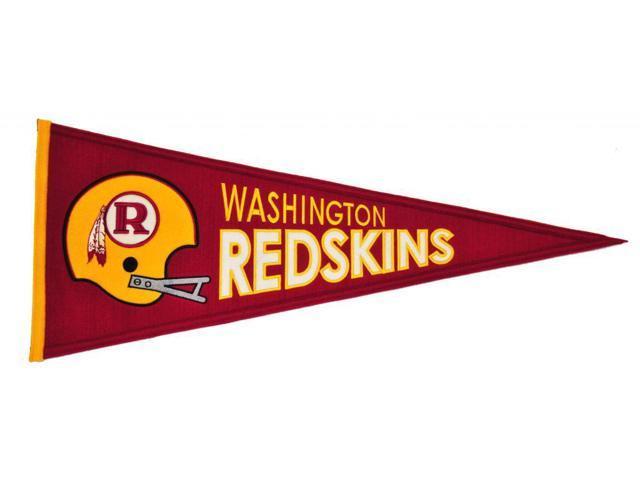 Winning Streak Sports Pennants 61312 Washington Redskins Script R