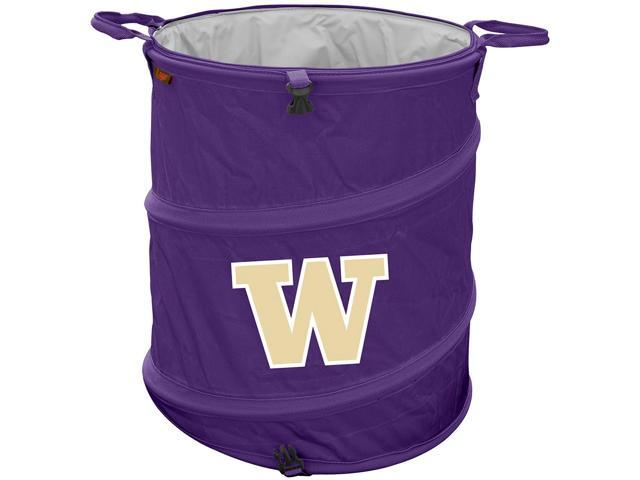 WASHINGTON HUSKIES OFFICIAL LOGO TRASH CAN COOLER