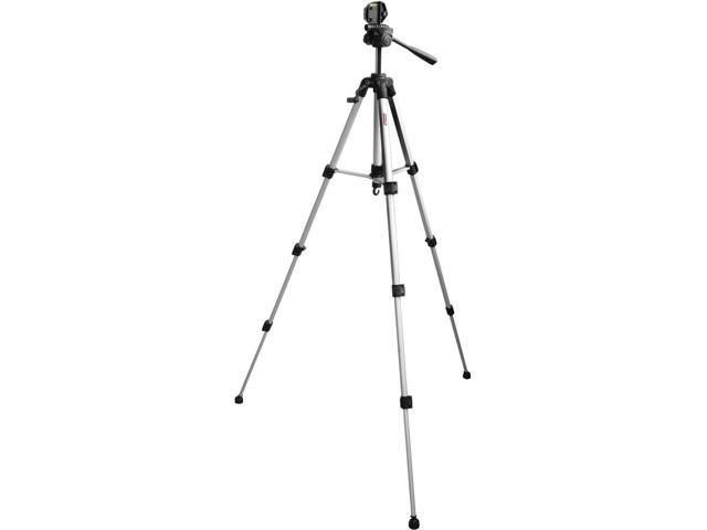 DIGIPOWER TP-TR62 3-Way Pan Head Tripod with Quick Release (Extended height: 62