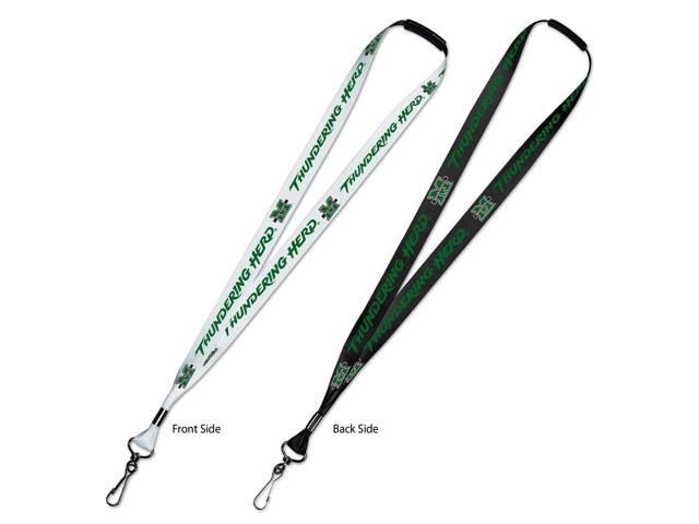 """Marshall Thundering Herd Official NCAA 20"""" Lanyard by Wincraft"""