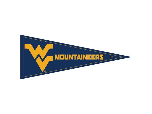 West Virginia Mountaineers Official NCAA 29 inch  Pennant by Wincraft
