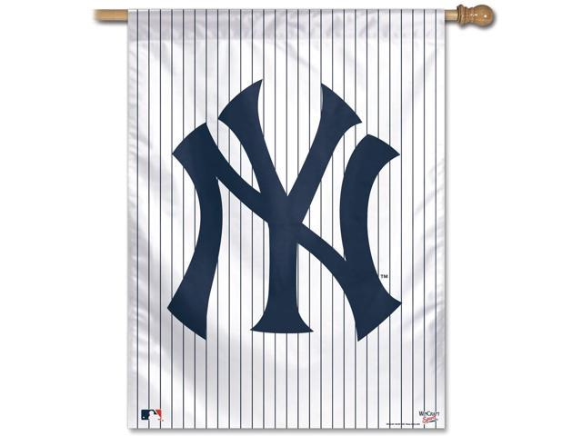 New York Yankees Official MLB 27 inch  x 37 inch  Banner Flag by Wincraft