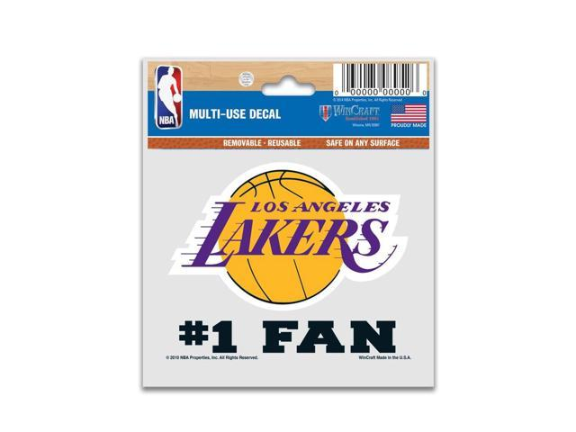 Los Angeles Lakers Official NBA 3