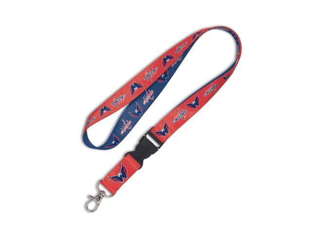 Washington Capitals Official NHL 20 inch  Lanyard Key Chain Keychain by Wincraft