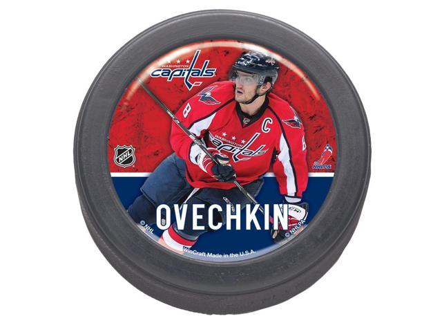 Washington Capitals Official NHL Official Size Hockey Puck by Wincraft
