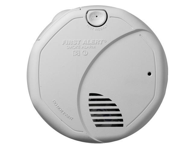 FIRST ALERT SA320CN Dual-Sensor Smoke Alarm