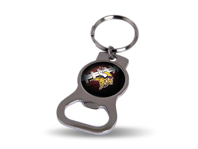 minnesota vikings keychain and bottle opener. Black Bedroom Furniture Sets. Home Design Ideas