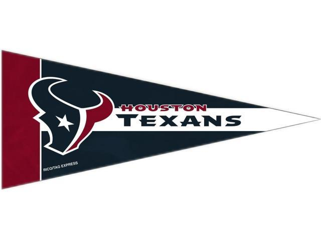 Houston Texans Official NFL Mini Pennants by Rico Industries 429041