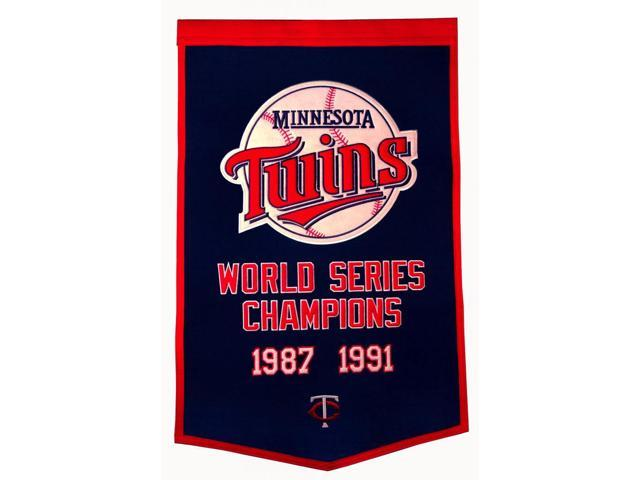 Winning Streak Sports 79000 Minnesota Twins Banner