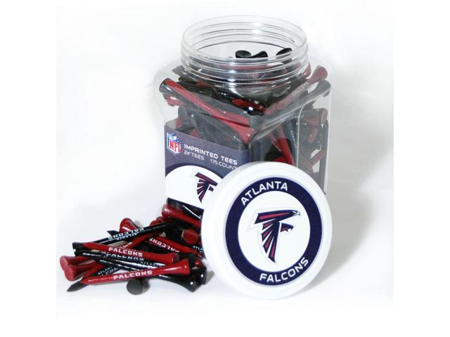 Team Golf 30151 Atlanta Falcons 175 Tee Jar