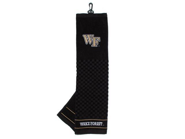 Team Golf 23810 Wake Forest University Embroidered Towel