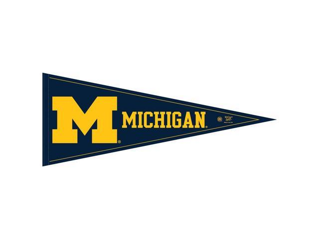 Michigan Wolverines Official NCAA 29 inch  Pennant by Wincraft