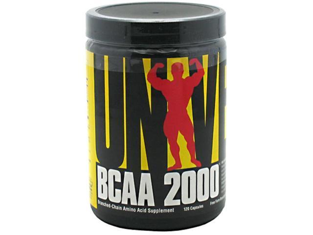 BCAA 2000 - Universal Nutrition - 120 - Capsule
