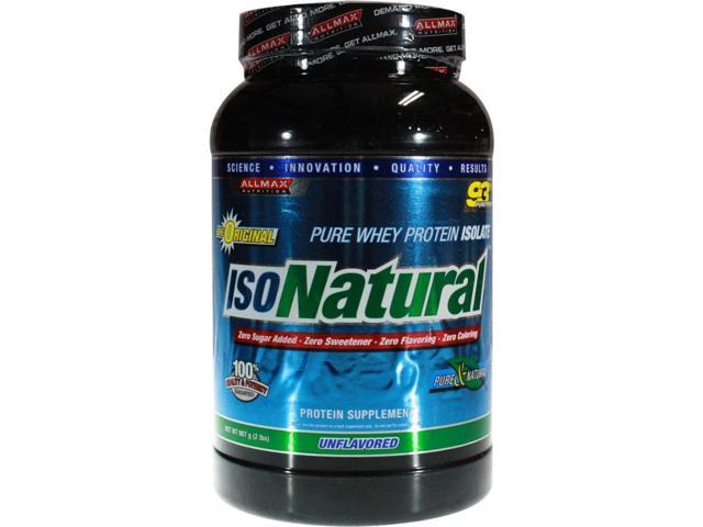 ALLMAX Nutrition, IsoNatural Original 2lbs