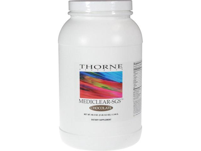 Thorne Research Mediclear-SGS Chocolate 40.3 oz
