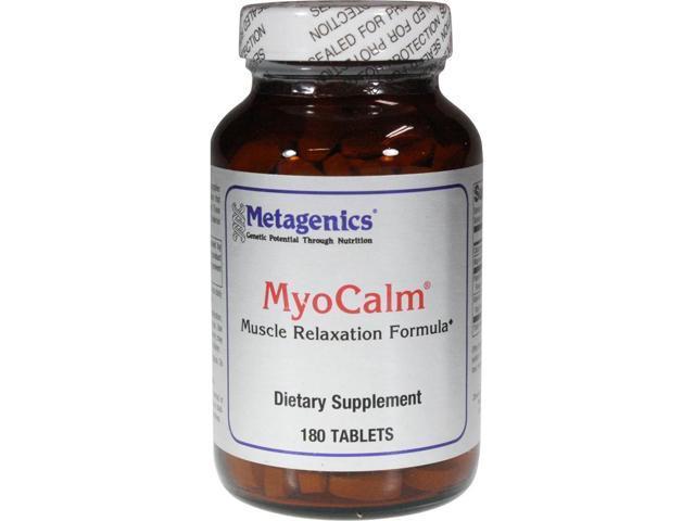 Metagenics MyoCalm 180 Tablets