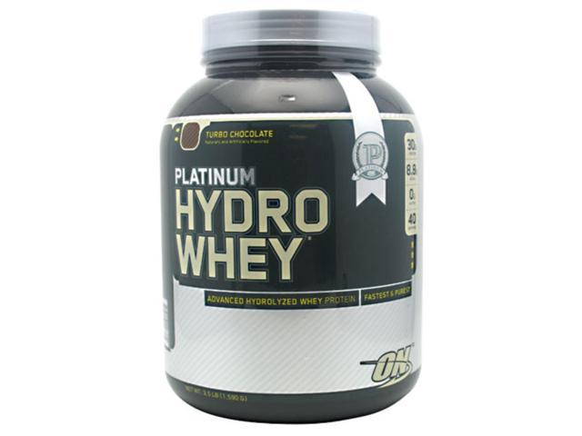 Optimum Nutrition Hydrowhey Turbo Chocolate 3.5 lbs (1590 g)