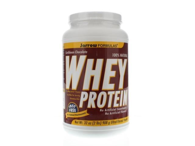 Whey Protein-Chocolate - Jarrow Formulas - 2 lbs - Powder